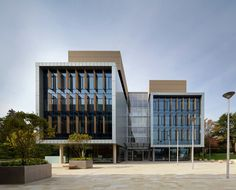 Image 1 of 11 from gallery of Boldrewood Innovation Campus / Grimshaw. Photograph by Diane Auckland - Fotohaus