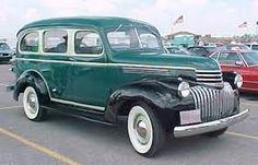 1941 #Chevy #Suburban