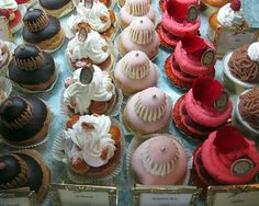 Dear French pastry chef,   Please come to America and become my personal pastry chef.    Love, Michela