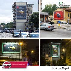 Brand: Nissan #nissan #auto #motori #autovetture #quattroruote #italia #firenze #napoli #adv www.upgrademedia.it