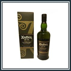 Ardbeg Anoah distilled in the summer of 2017 this is the first addition to Ardbeg's core range for over 10 years. Ardbeg Whisky, Distillery, Scotch, 10 Years, Core, Range, Bottle, Summer, Plaid