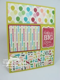 Birthday Basics, General Swap, Convention 2013 by Patimac1980 - Cards and Paper Crafts at Splitcoaststampers