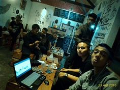 GRIBEX'S _Teras Kopi_ di Ponorogo, Jawa Timur