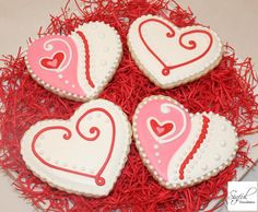 Valentines Hearts | Cookie Connection