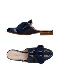 LERRE Women's Mules Dark blue 10 US