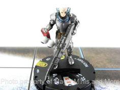 Nick-Fury-Agent-Shield-NICK-FURY-056-HeroClix-super-rare-miniature-56