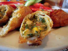Chili's Southwestern Eggrolls Recipe | Secret Restaurant Recipes.