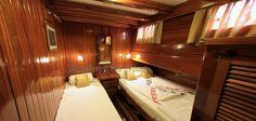 Superior Gulet 6 cabins in Ionian Greek islands