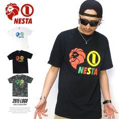 ネスタブランド NESTA BRAND Tシャツ メンズ 2015 LOGO :5v3225:DEEP B系・ストリートファッション - 通販 - Yahoo!ショッピング