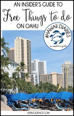 Looking to pinch some pennies on your next visit to the islands? Here are 15 free things to do on Oahu!