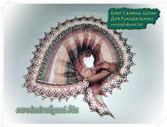 фото Как вязать шаль фишю спицами: мастер-класс от Галины Шпак Shawl, Knit Crochet, Knitting, Ponchos, Breien, Tricot, Stricken, Weaving, Crochet