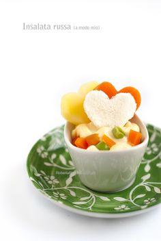 Russian Salad www.ilsensogusto.blogspot.it