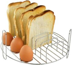 Andrew James Halogen Oven Full English Breakfast Rack For Use With A 10 or 12 Litre Halogen Oven Andrew James http://www.amazon.co.uk/dp/B00CKR62EY/ref=cm_sw_r_pi_dp_nxYRtb1V304NSQPM £4.99 for breakfast rack from Amazon.co.uk