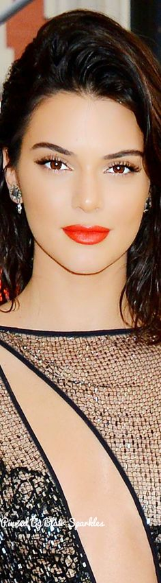 Kendall Jenner at Met Gala 2017 ♕♚εїз | BLAIR SPARKLES |