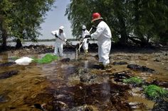 11 Most Polluted Bodies of Water in the World -- So sad...
