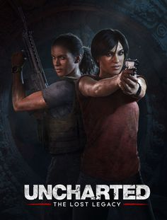 Uncharted: The Lost Legacy, Marek Okon on ArtStation at https://www.artstation.com/artwork/relO2 #playstation #Playstationtips