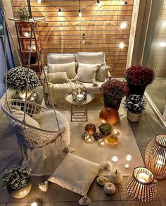 Bohemian Latest And Stylish Home decor Design And Life Style Ideas : Bohemian Latest And Stylish Home decor Design And Life Style Ideas Small Balcony Decor, Balcony Design, Balcony Ideas, Modern Balcony, Balcony Garden, Apartment Balcony Decorating, Apartment Balconies, Apartments Decorating, Decorating Bedrooms