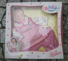 Baby Born Bekleidung - Set von Zapf Creation in schöner Präsentschachtel !!! in Spielzeug, Puppen & Zubehör, Babypuppen & Zubehör | eBay!