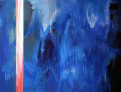 Acrylic on canvas  Christel Maria Jantzen 2011