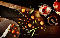 Turn vegetables and spices into a tasty chutney and store it in some attractive sealed glass jars.
