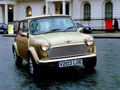 MINI Classic Cooper Final Edition Knightsbridge 2000 Photo 05