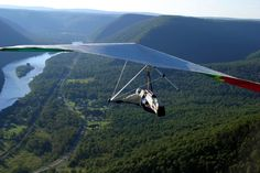 Image detail for -File:Hang Glider launching at Hyner.jpg - Wikipedia, the free ...
