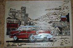 """Brandbild: """"USA Route 66 Nostalgie"""""""