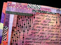 Ingrid Dijkers: A couple of journal pages
