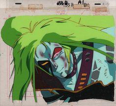 Robot Carnival Anime Cel Deprive Villain Death Omori Animation 1987 Japan Cult