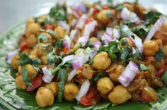 ALL THIS FOOD FROM NEPAL LOOKS AMAZING!!  Chana Ko Tarkari from Food.com:   From The Adventure Chef.  http://www.akdiscovery.net/features/Himalaya/chef/