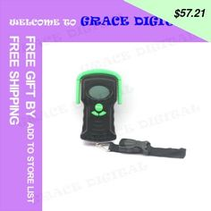Checkout this new stunning item Hot 5PCS FREE SHIPPING New Arrival Digital Luggage Scale Electronic Balance Green Handle Portable with LCD Display #EC130 - US $57.21 http://outletshopping3.org/products/hot-5pcs-free-shipping-new-arrival-digital-luggage-scale-electronic-balance-green-handle-portable-with-lcd-display-ec130/