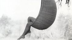 Contemporary chair / suspended / garden - EGG by Nanna Ditzel - Sika-Design