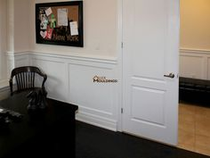 Wainscoting Wall Panels Beadboard Ideas In Rooms, Wood Chair Rail Installation Wainscoting Wall Paneling, Picture Frame Wainscoting, Beadboard Wainscoting, Wainscoting Nursery, Dining Room Wainscoting, Wainscoting Ideas, Wall Panelling, Cool Ideas, Benjamin Moore