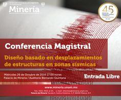 En la conferencia se aborda de manera general los fundamentos del Diseño basado en Desplazamientos, sus ventajas y limitaciones, también se presentan ejemplos de aplicaciones en estructuras convencionales y con dispositivos de disipación de energía sísmica.