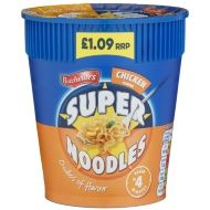 Batchelors Super Noodles 75g - Chicken Back To Uni, Chicken Flavors, Ben And Jerrys Ice Cream, Noodles, Desserts, Moving House, Food, Kids, Macaroni