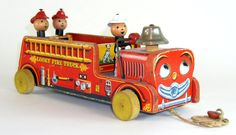 Looky Fire Truck (Fisher Price)