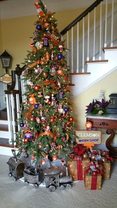 Clemson Christmas
