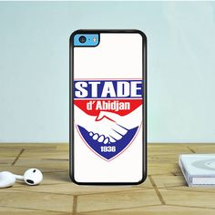 Stade D Abidjan White iPhone 5 SE Case Dewantary