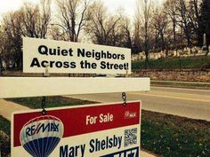 Real estate selling points: Quiety neighbors. 35 More Hilarious Funeral Humor Memes #cemeteries