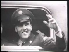 """Elvis Presley's rare home movies accompanied with his gospel hymn """"Where Could I Go But to the Lord""""."""