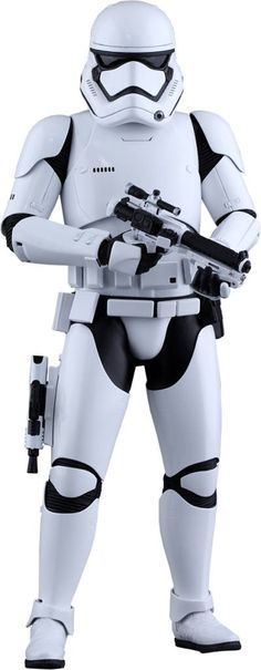 Star Wars Episode VII MMS Action Figure 1/6 First Order Stormtrooper