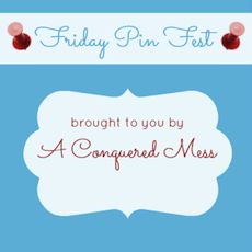add your posts and pin! Friday Pin Fest | A #PinterestParty for #Bloggers