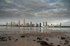 San Diego Low Tide