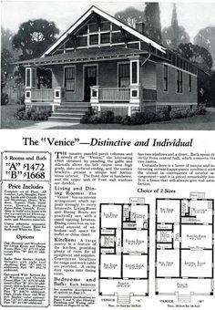 Wardway Venice (1917 Wardway catalog)