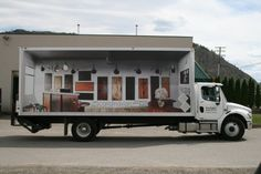 trukc advertising | TRUCK ADS® Frame Kits make your truckside advertising graphics look ...