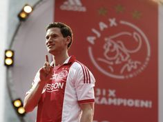 Thanks Jan Vertongen!! , what a class act in his first season in the premiership