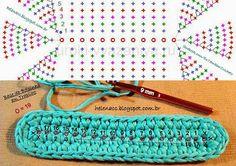 Marvelous Crochet A Shell Stitch Purse Bag Ideas. Wonderful Crochet A Shell Stitch Purse Bag Ideas. Crochet Diy, Crochet Case, Crochet Clutch, Crochet Handbags, Crochet Purses, Love Crochet, Crochet Motif, Crochet Designs, Crochet Stitches
