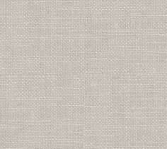 Fabric By The Yard, Linen Silver Taupe