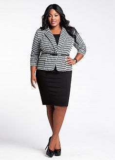 Ashley Stewart office chic