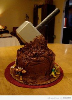cake thor